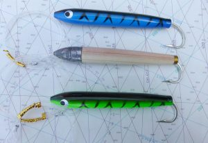 Cedar Plug Fishing Lures