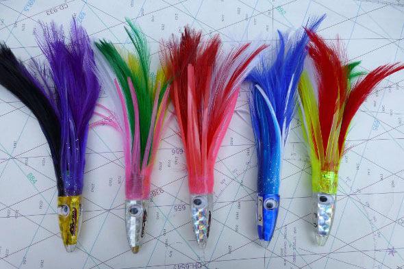 Tuna Feathers